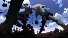 shot-gurren-lagann-combat
